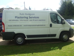 Oxford Plasterer
